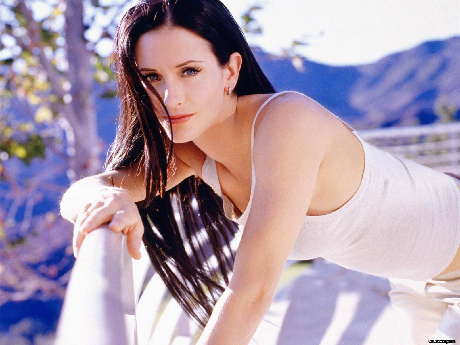 Courteney CoxWallpaper - Photo Colection