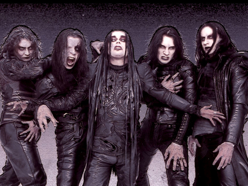 buaian, cradle of Filth