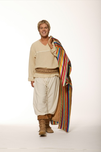 Craig Chalmers as joseph