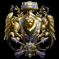 Crest of the Alliance - world-of-warcraft photo
