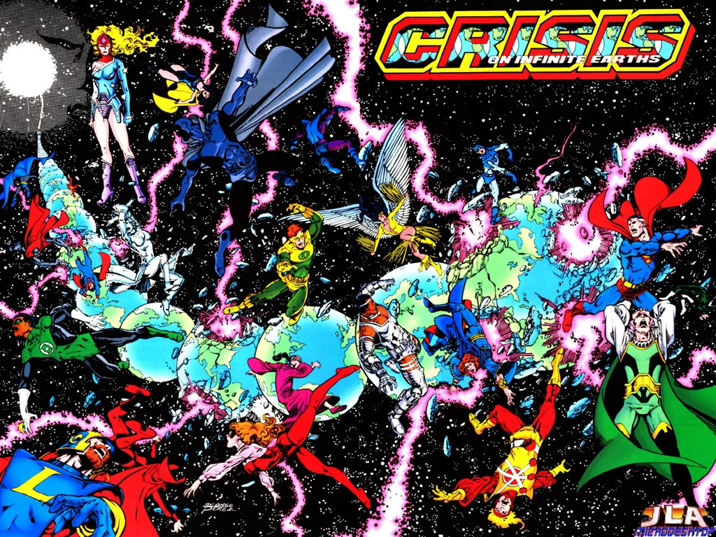 Crisis in Infinite Earth