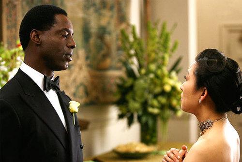 Cristina and Burke