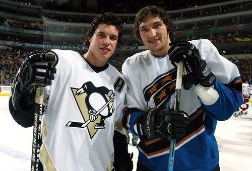 Crosby & Ovechkin