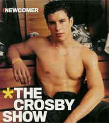 Sidney Crosby wallpaper entitled Crosby GQ