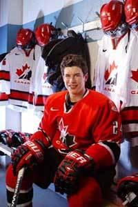 Crosby Team Canada