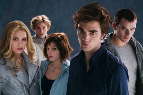 Cullen Family is Cast