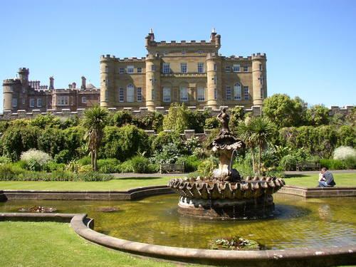 Culzean lâu đài - Scotland