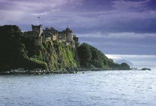 Culzean kasteel - Scotland