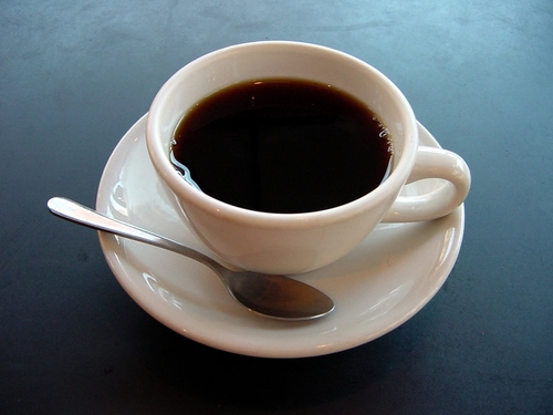 Cup o' Coffee Wallpaper