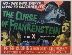 Hammer Horror Films images Curse Of Frankenstein wallpaper and background photos