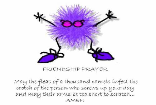 Friendship Prayer - advice Photo