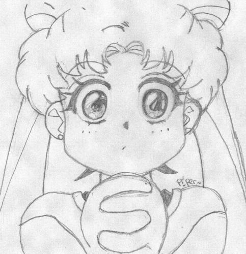 Cute Serena