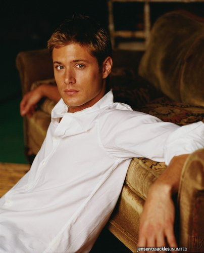 Jensen Ackles who plays in Supernatural