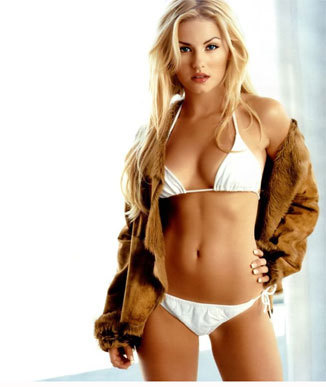 Elisha Cuthbert پیپر وال titled Cuthbert