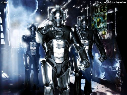 Cybermen: Age of Steel - doctor-who Wallpaper