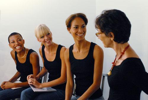 Cycle 9: Bianca, Lisa, Chantal