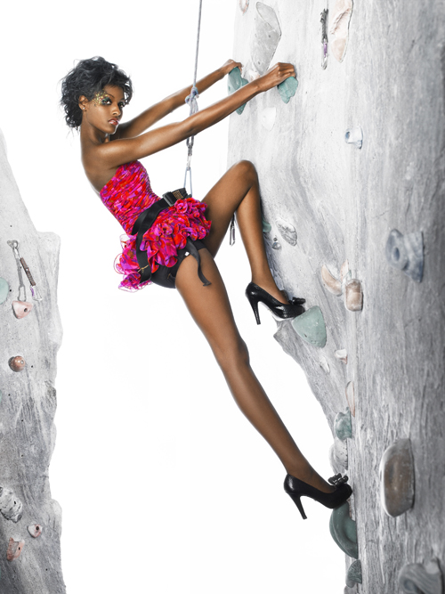 America s next top model ebony
