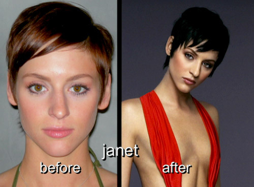 Cycle 9: Janet