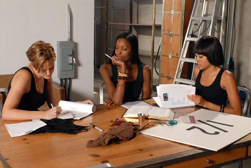 Cycle9: Saleisha, Ebony, Sarah