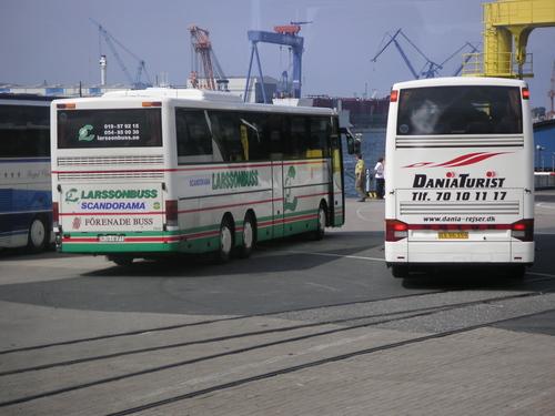 Scandinavian Tour Buses