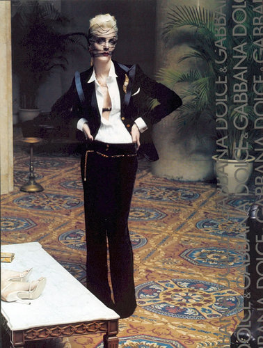 D & G Fall 2004 Campaign Ads