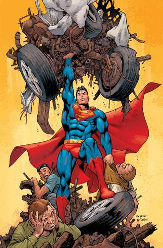 DC comics hroes