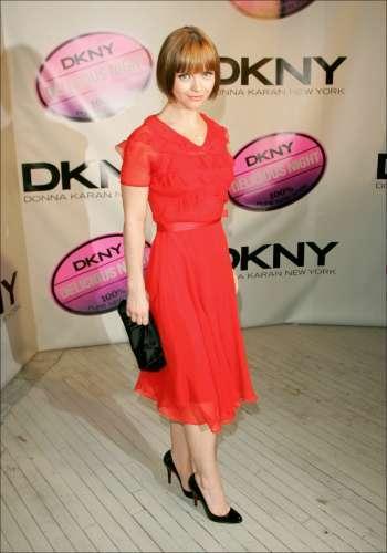 DKNY Fragance Party 2007