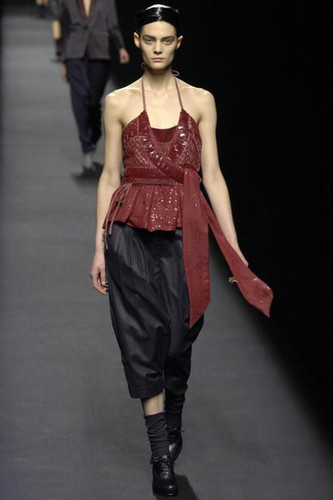 DRIES VAN NOTEN/WINTER 07-08