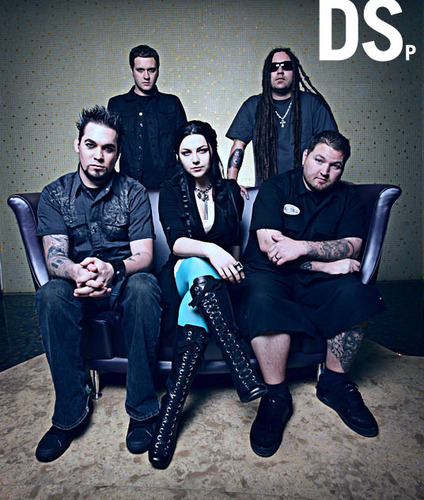 Evanescence wallpaper called DSP Photoshoot