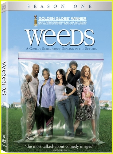 Weeds wallpaper titled DVD Box