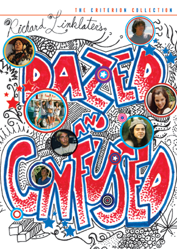 Dazed and Confused kertas dinding entitled DVD Cover