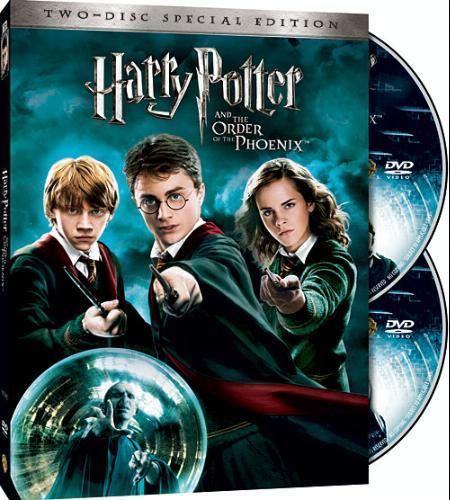 DVD of HP5