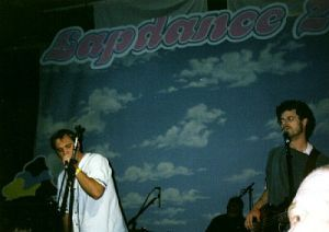 DVDA on Stage (Small)