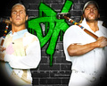DX - wrestling wallpaper
