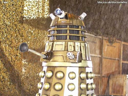 Dalek: Singing in the Rain
