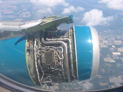 Dangerous aeroplane