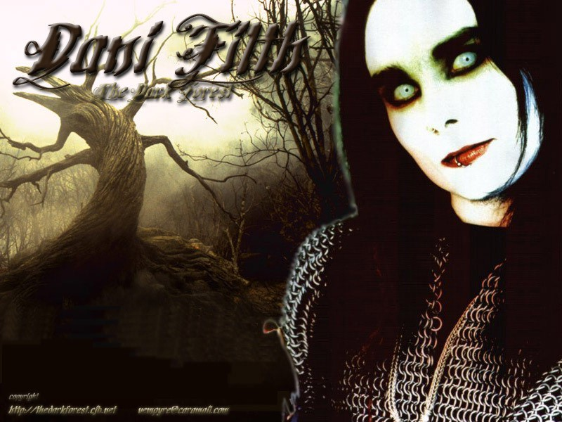 Cradle Of Filth Dani Filth