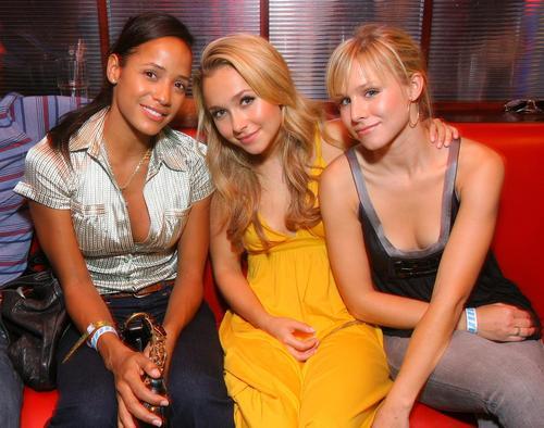 Dania, Hayden & Kristen