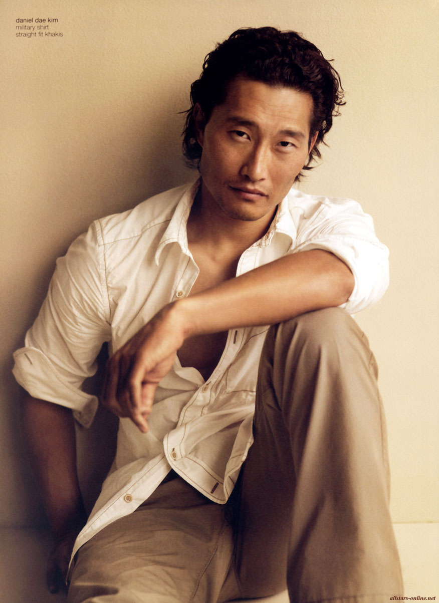 Daniel Dae Kim - Picture Colection