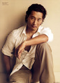 Daniel Dae Kim - gap photo