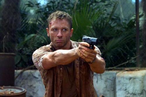 Daniel Craig Hintergrund titled Daniel