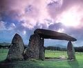 Danish stendysser (dolmen)
