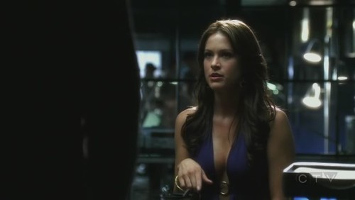 Danneel On Les Experts <3