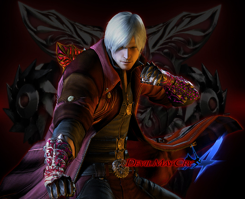Dante Devil May Cry 4