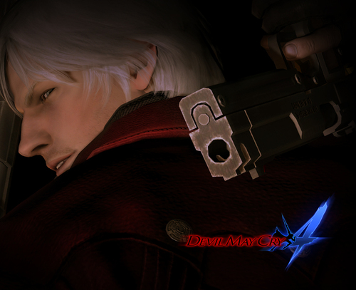 Dante Devil May Cry 4