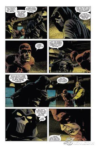 Daredevil #100 visualização