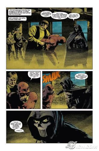 Daredevil #100 প্রিভিউ