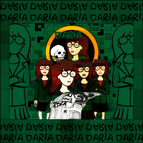 Daria - daria Fan Art