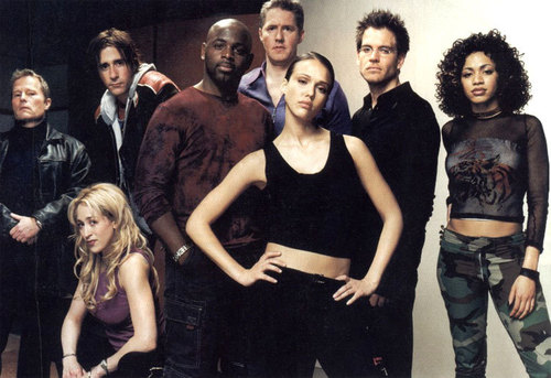 Dark Angel Cast