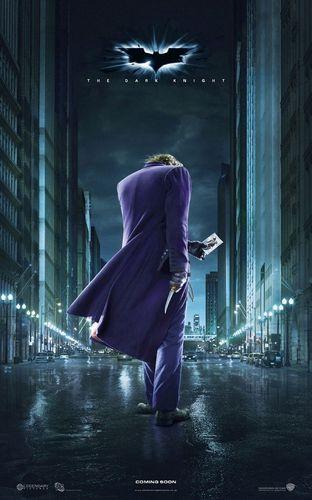 Dark Knight: Joker posters